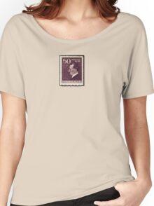 Tesla Stamp (Yugoslavia) III Women's Relaxed Fit T-Shirt