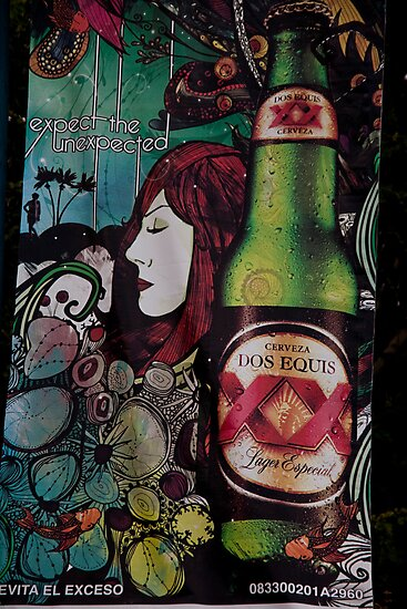 Dos Equis by phil decocco