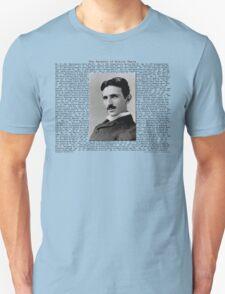 The Patents of Nikola Tesla T-Shirt