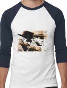 The Best Men's Baseball ¾ T-Shirt