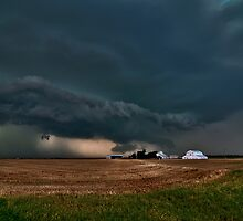 The End of the World over Farmer John's Place by MattGranz
