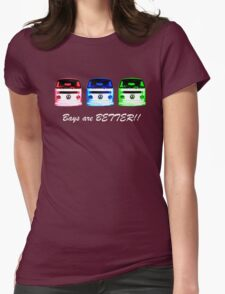 VW Kombi shirt - Bays are BETTER!!  T-Shirt