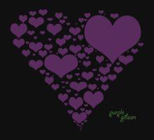 lotta hearts by purplgibson !