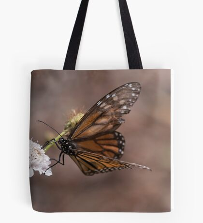 Butterflies & Dragons (minus the Dragons) Tote Bag