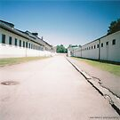 Dachau Concentration Camp (Diani Mini) by rachomini