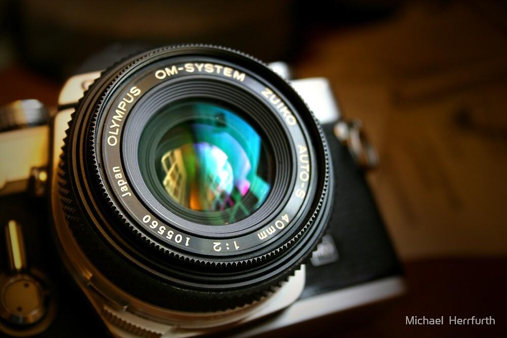 Camera Detail 2 by Michael  Herrfurth