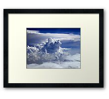 Birth of a Storm Framed Print
