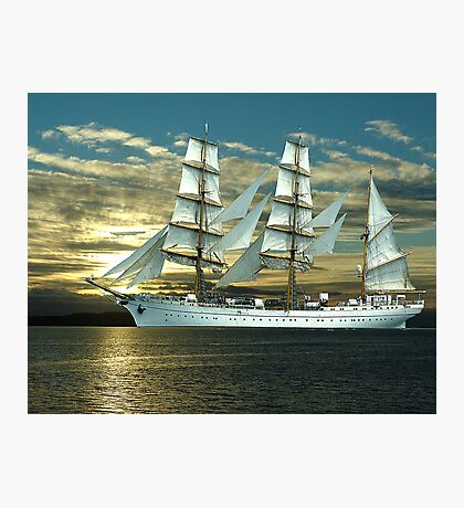 Windjammer Photographic Print