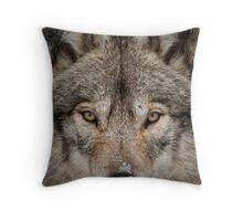 Shiver Me Timber Throw Pillow