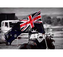 Aussie Cowgirl Photographic Print