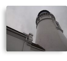 Oregon Lighthouse Canvas Print