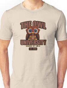 The Owl University 2 Unisex T-Shirt