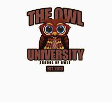 The Owl University Unisex T-Shirt