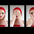 Hear no Evil, See no Evil, Speak no Evil by Heather Prince ( Hartkamp )