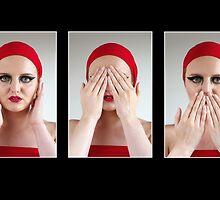 Hear no Evil, See no Evil, Speak no Evil by Heather Prince ( Hartkamp )