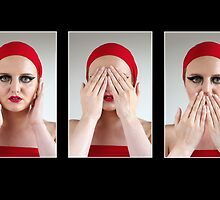 Hear no Evil, See no Evil, Speak no Evil by Heather Prince