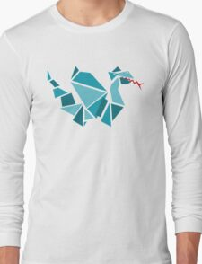 Ice Dragon Long Sleeve T-Shirt