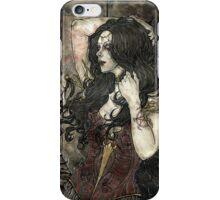 Spiritus Noctis iPhone Case/Skin