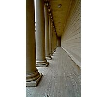 Palace of Legion of Honor Photographic Print