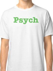 Psych Shop  Classic T-Shirt