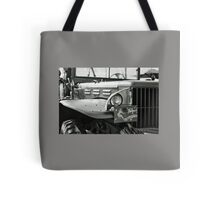 WWII U.S. Jeep Tote Bag