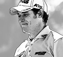 Lee Westwood by RatManDude