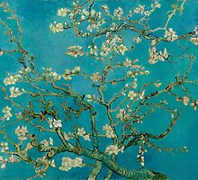 Vincent Van Gogh - Almond Blossoms by lifetree