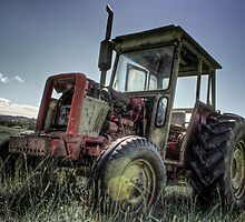 Tractor HDR I by Brock Goodall