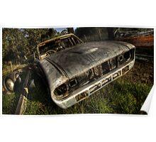 Rush Wagon ~ HDR Poster