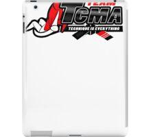 TCMA - BJJ Animated iPad Case/Skin