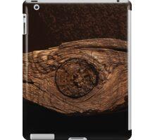 portrait of tree iPad Case/Skin