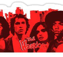 The Warriors - Vector Art  Sticker