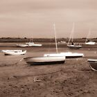 Brancaster Staithe aspect by StephenRB