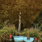 Birch and Boat ... by zdepe