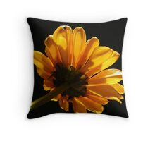 Morning Welcome Throw Pillow