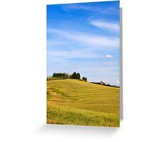 Toscana #5 Greeting Card