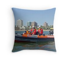 LSV's new RIB 03 Throw Pillow