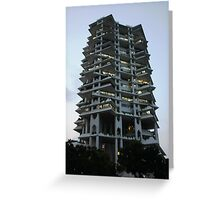 Intiland Tower Greeting Card