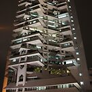 Intiland Tower (by night) by Property &amp; Construction Photography