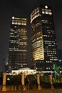 Sampoerna Strategic Square (by night) by Property & Construction Photography