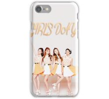 Girl's Day ♥ iPhone Case/Skin