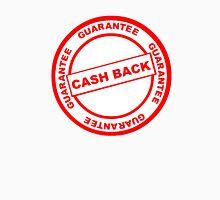 Cash Back Symbol Unisex T-Shirt