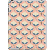 Scandinavian Flower Pattern iPad Case/Skin