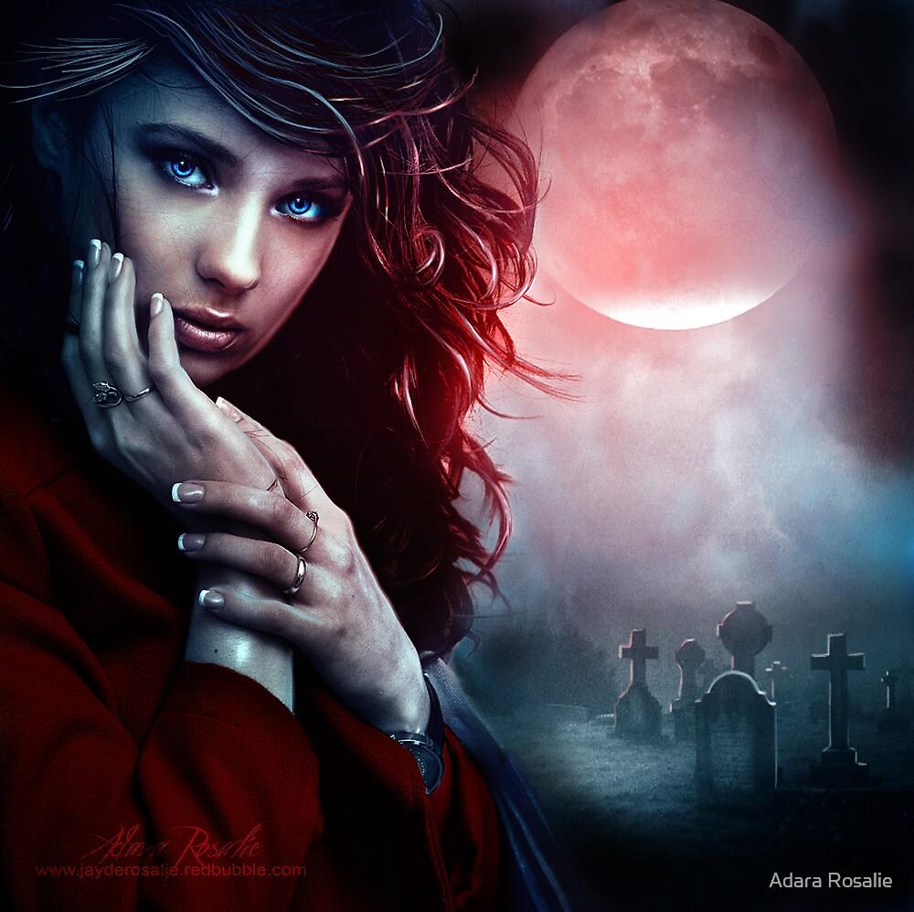 Necromancer by Adara Rosalie
