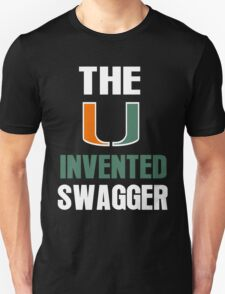 The U Invented Swagger Miami Canes T-Shirt