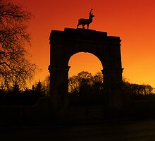 Stag Gate by hootonles
