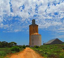 Grain Store by Paul Campbell  Photography