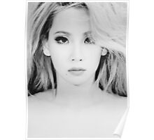 Lee Chae Rin (CL) Poster