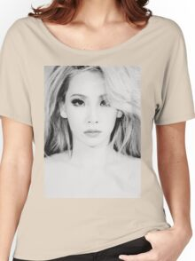 Lee Chae Rin (CL) Women's Relaxed Fit T-Shirt