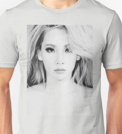 Lee Chae Rin (CL) Unisex T-Shirt